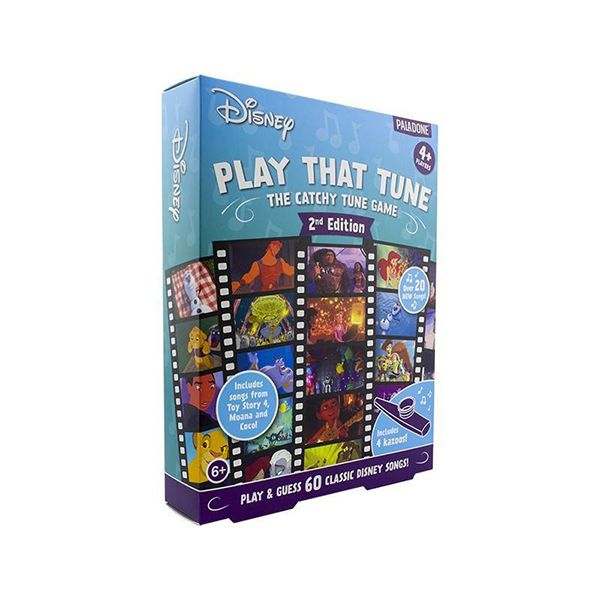 Disney Play That Tune 2nd Edition - Music Games | musical gifts online