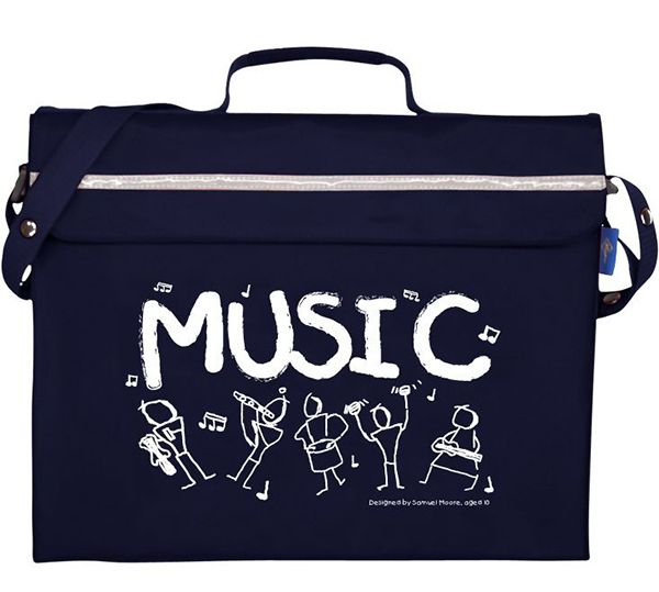 Mapac Primo Moore Music Bag in Various Colours - Music Bag | musical gifts online