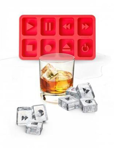 Music Themed The Chillers Ice Tray by Rocket | musical gifts online